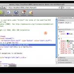 모바일 웹 디버깅 툴 – Weinre