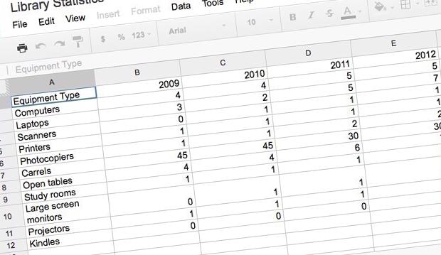 Google Spreadsheet 로 쉽고 빠른 Backoffice 구축